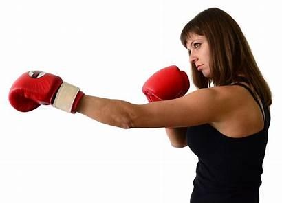 Woman Boxer Transparent Boxing Gloves Female Pngpix