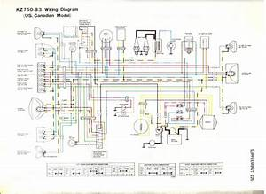 Kawasaki Kz750 Twin Wiring Diagram