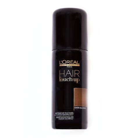 loreal professionnel hair touch  spray retouche racines