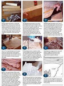 Noah's Ark Carving - Wood Carving Patterns • WoodArchivist