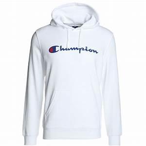 Sweat De Marque Homme : sweat champion homme s7h7c9p044 blanc ~ Melissatoandfro.com Idées de Décoration