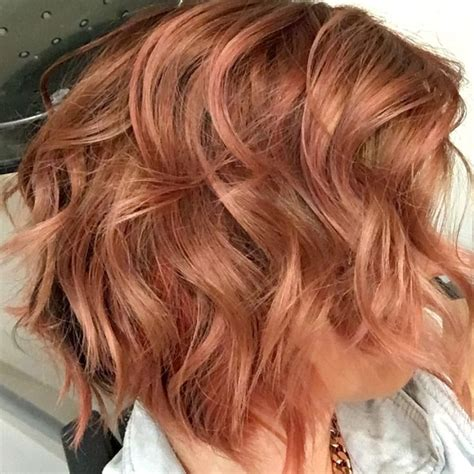 rose gold   keune color craving  jennifer