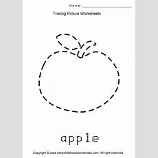 Tracing Apple Picture  Science  Apple Picture, Apple