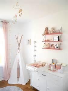 Deco Chambre Princesse Bebe by Les 25 Meilleures Id 233 Es Concernant Chambres De B 233 B 233 Fille