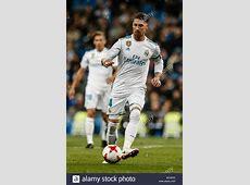 Madrid, Spain 24th Jan, 2018 Sergio Ramos Real Madrid