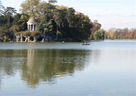 photo location de barques du lac daumesnil