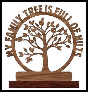 Family Tree Scroll Saw Patterns
