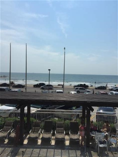 Deck Galveston Island by View From The Deck Island House Picture Of