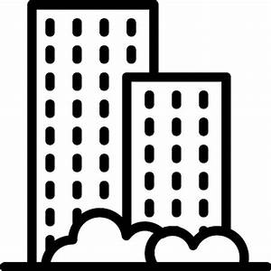 Apartment - Free buildings icons