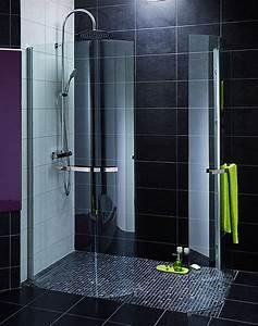 Paroi Douche Lapeyre : douche ou baignoire galerie photos d 39 article 1 8 ~ Premium-room.com Idées de Décoration