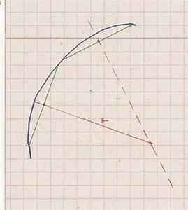 Kreismittelpunkt Berechnen : wie kann ich aus einem kreissegment den radius des kreises berechnen mathelounge ~ Themetempest.com Abrechnung