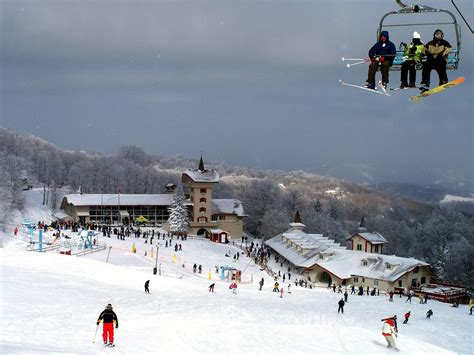 Open Snow by Beech Mountain And Snowshoe Resort Are The Lone Two Ski