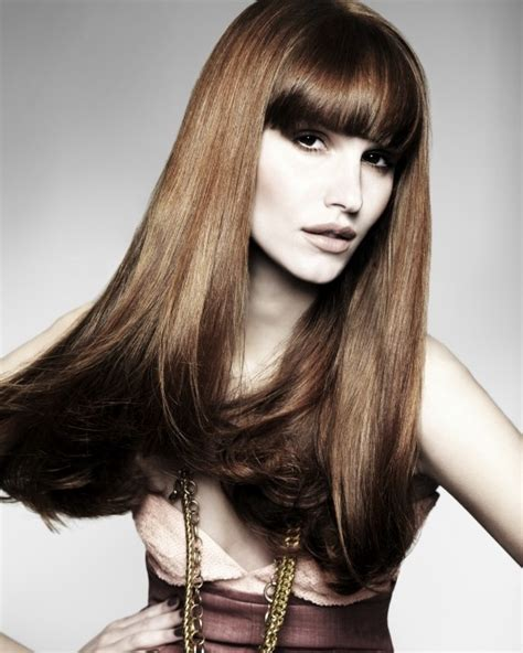head turning long hairstyle ideas