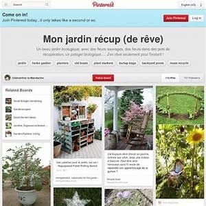 Jardin De Reve : mon jardin r cup de r ve on pinterest pearltrees ~ Melissatoandfro.com Idées de Décoration