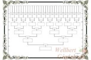 Printable Blank Family Tree Charts