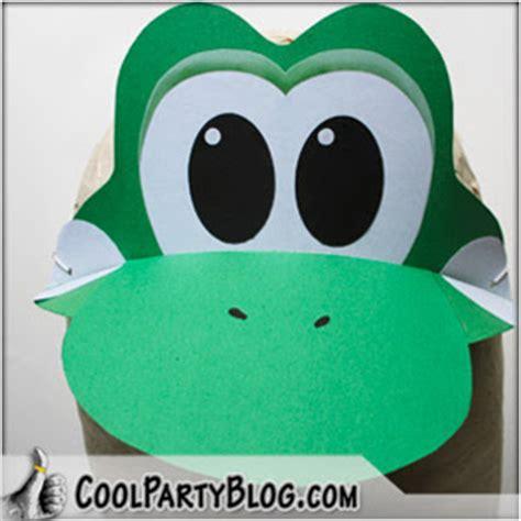 birthday party ideas yoshi party hats