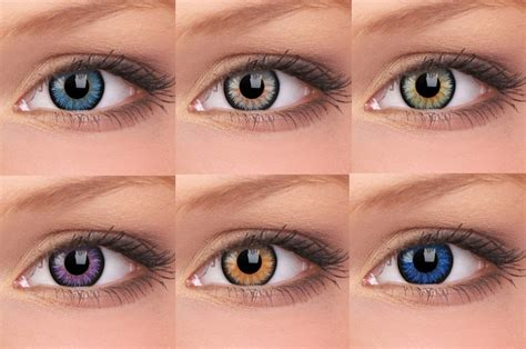 colored contact lenses petrifeye coloured contact lenses accessories change