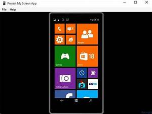 How to Mirror Project Android iOS and Windows Phone device ...