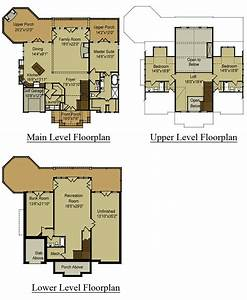 Mountain house floor plans dream home pinterest for Home floor plans with pictures