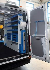 Mobile Workshop Conversion On The Iveco Daily For Truck Service And Repair
