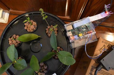 raspberry pi aeroponics system raspberry pi pod