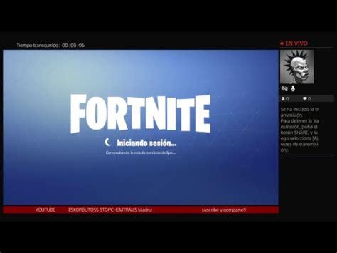 fortnite juego gratuito ps store youtube