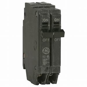 Prise 20 Ampere : ge q line 30 amp 1 in double pole circuit breaker thqp230 ~ Premium-room.com Idées de Décoration