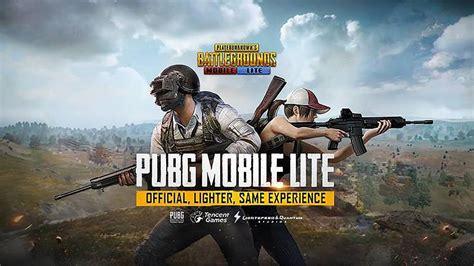 pubg mobile lite for pc free gameshunters
