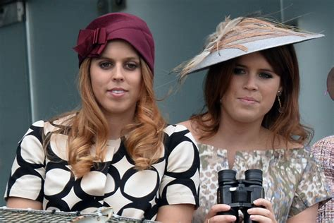 princess eugenie and beatrice most extravagant hats - YouTube