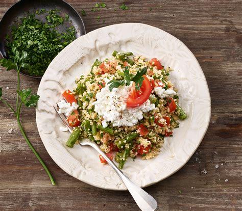 couscous salat mit sommergemuese annemarie wildeisens kochen