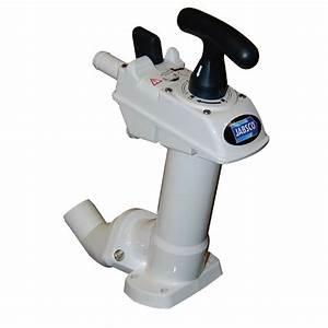 Jabsco Marine Boat Toilet Manual Pump Assembly