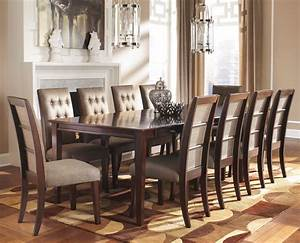 Perfect formal dining room sets for 8 homesfeed for Formal dining room sets for 8