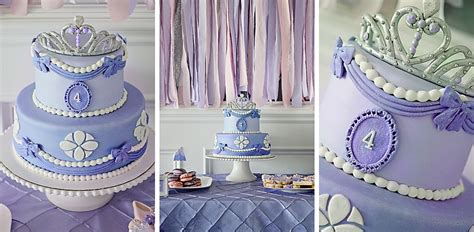 liesl 39 s 4th birthday a 39 sofia the first 39 inspired party project nursery