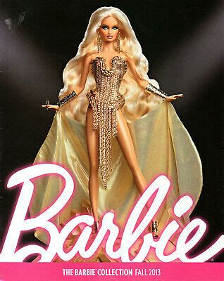 BARBIE COLLECTOR Catalog Collection Book Ad Magazine ...