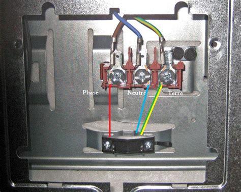 disjoncteur pour lave linge forum questions r 233 ponses panne 233 lectrom 233 nager branchement four 233 lectrique