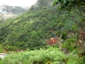 Madagascar Country Landscape