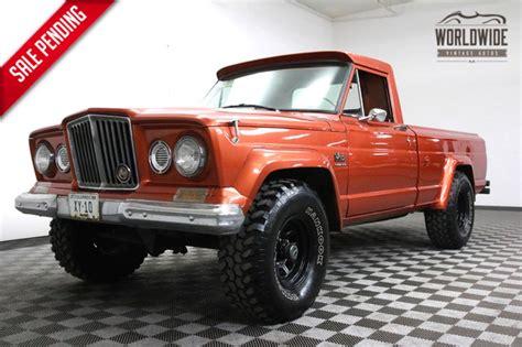 jeep gladiator 1965 jeep gladiator j200 for sale