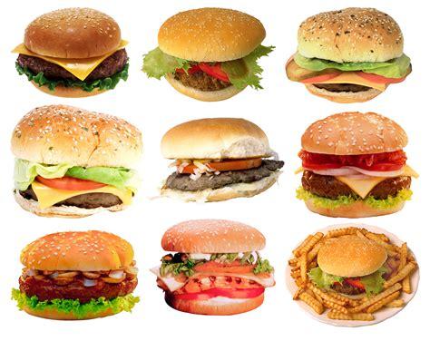 fast cuisine six craveable fast food burgers
