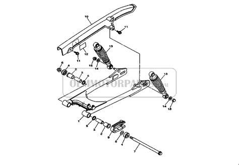 ybr 125 engine diagram engine auto parts catalog and diagram