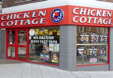 Chicken Cottage by Chicken Cottage Pecks For New Business Outside Of Britain