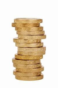 Stack of golden coins | Public domain photos