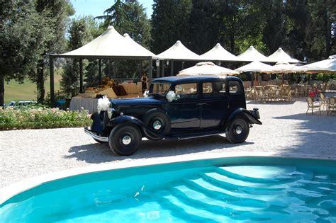 Classic Car Collection Auto Depoca Ideali Per Matrimoni