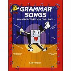 Grammar Songs By Kathy Troxel On Amazon Music Amazoncom