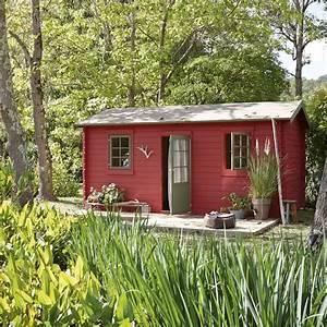 Maison De Jardin : cabane de jardin toutes nos explications pour une pi ce ~ Premium-room.com Idées de Décoration