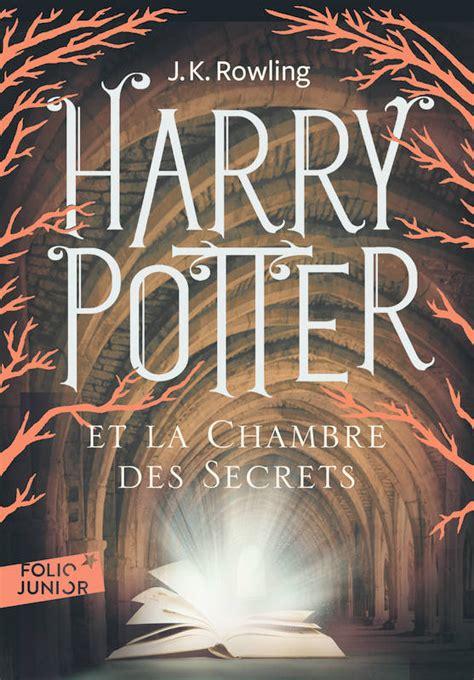 harry potter la chambre des secrets complet livre harry potter ii harry potter et la chambre des