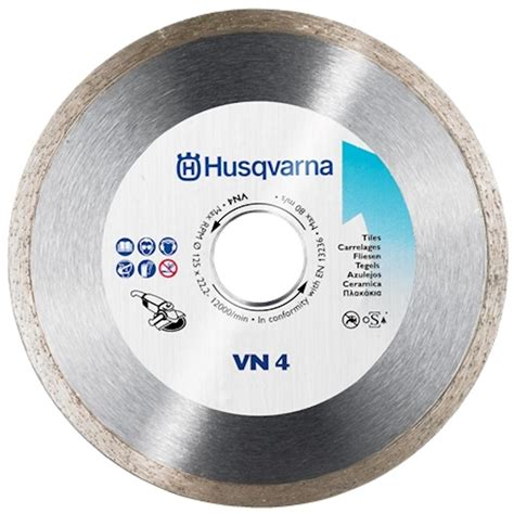 Husqvarna Vn4 Professional Ceramic Tile Cutting Angle