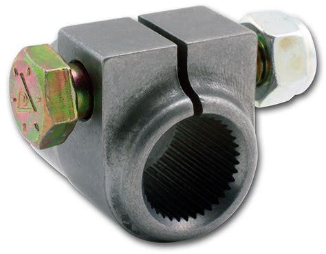 stiletto split bolt coupler   spline  bore     chassis shop
