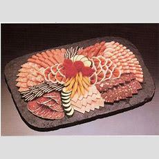 Kalteplatten  Buffet  Pinterest  Kalte Platten