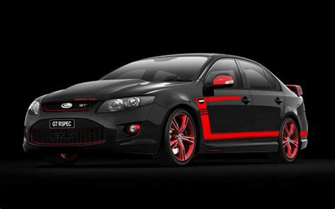 aussie muscle  ford falcon fpv gt rspec