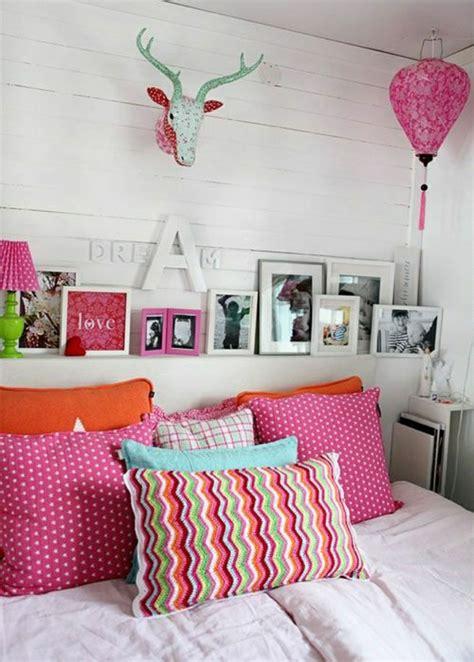 coussin chambre ado 44 idées pour la chambre de fille ado
